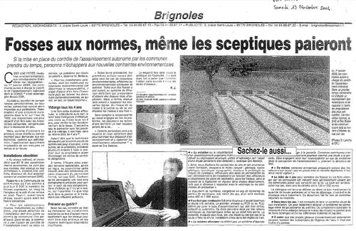 Article nov 2004 etude de sol groupe sae for Etude du sol prix