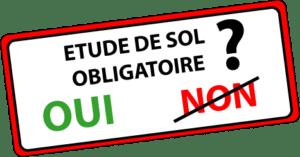 etude de sol obligatoire etude de sol groupe sae