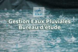 Gestion Eaux Pluviales Bureau d'étude Var - PACA – France