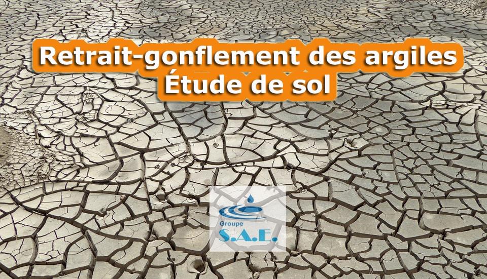 Retrait gonflement des argiles tude de sol for Etude de sol prix
