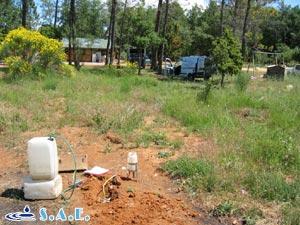 Tude de sol pour assainissement autonome etude de sol for Devis etude de sol