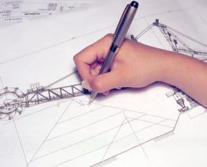 Plan de situation / Plan cadastral : Pour localiser votre projet il nous faut systématiquement le plan de situation et le plan cadastral de votre habitation.