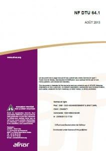 etude de sol assainissement methodologie