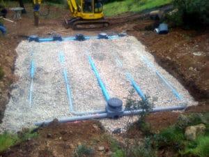 Etude de sol en Assainissement Non Collectif