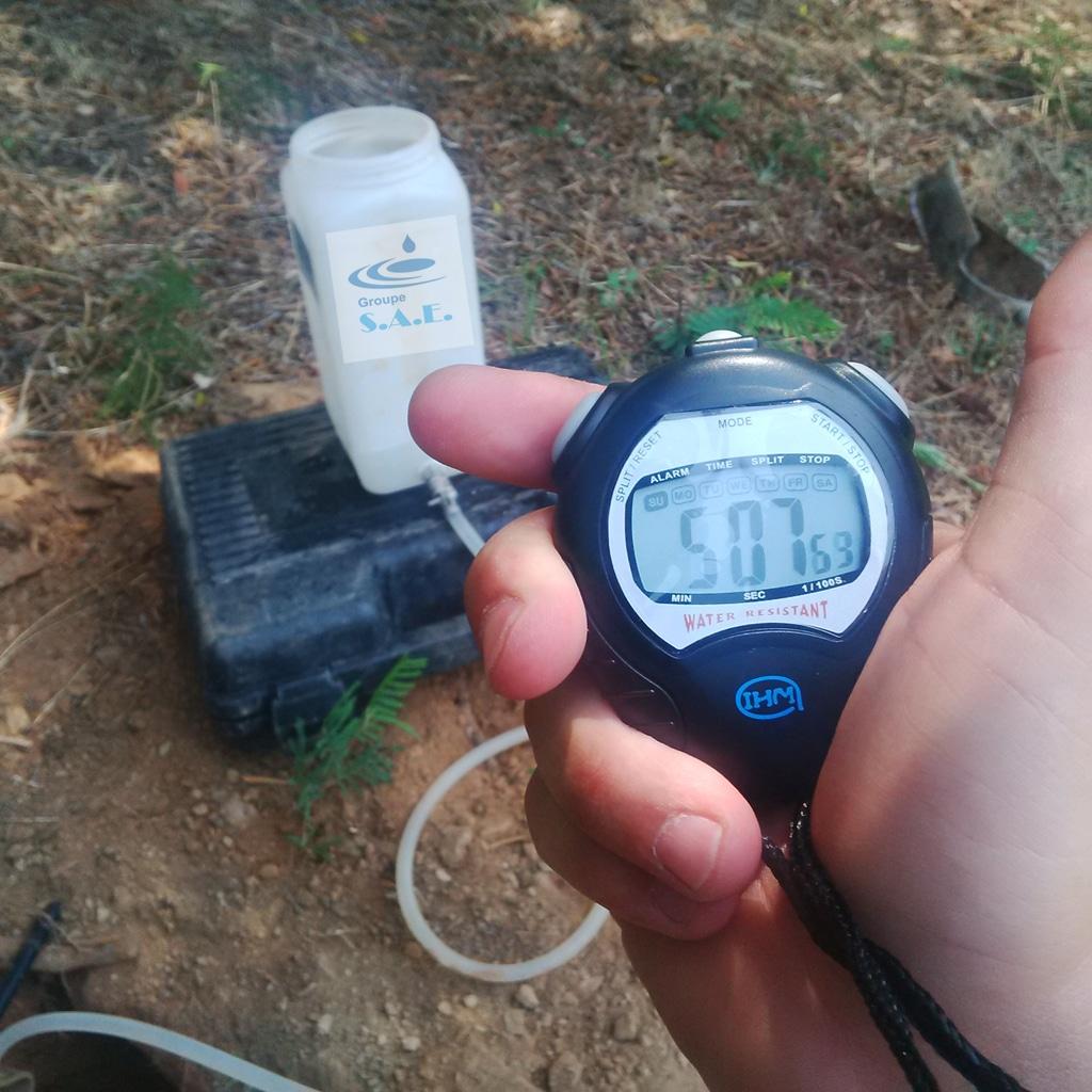Etude sol assainissement etude de sol groupe sae for Etude de sol prix