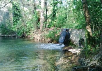 Bassins Orage Rétention Parcelle Stockage