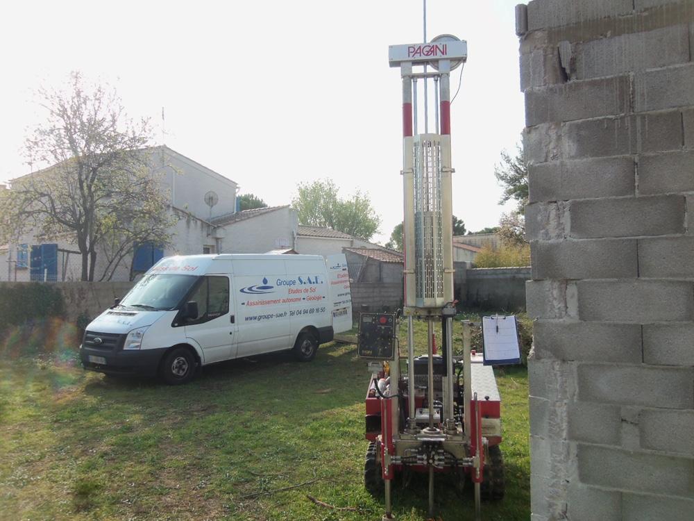 Responsabilit constructeurs tude de sol - Prix etude de sol pour construction ...