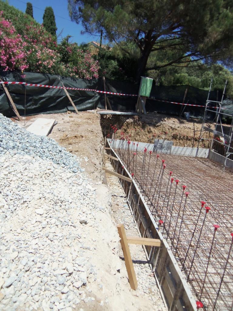 Tude de sol pour piscine car diff rents types de sol for Etude de sol prix