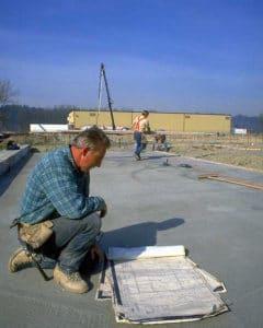 Problèmes des travaux d'adaptation au sol